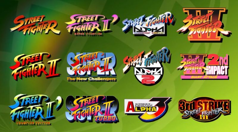 Capcom Reveals the Street Fighter 30th Anniversary Collection