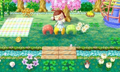 Animal Crossing New Leaf: Town of Fawn