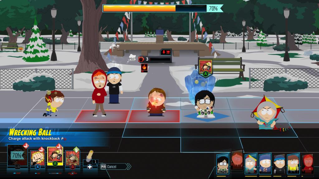 South Park Combat