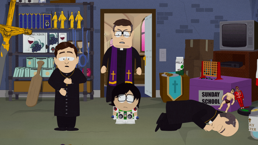 South Park Priests