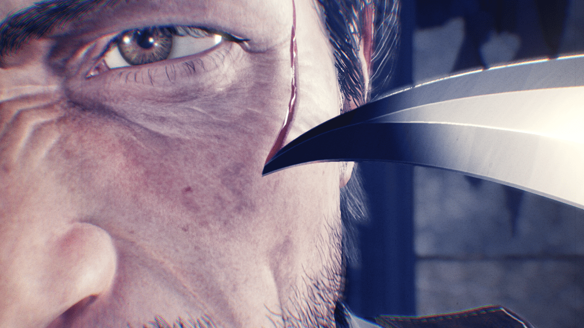 Evil Within 2 Cut