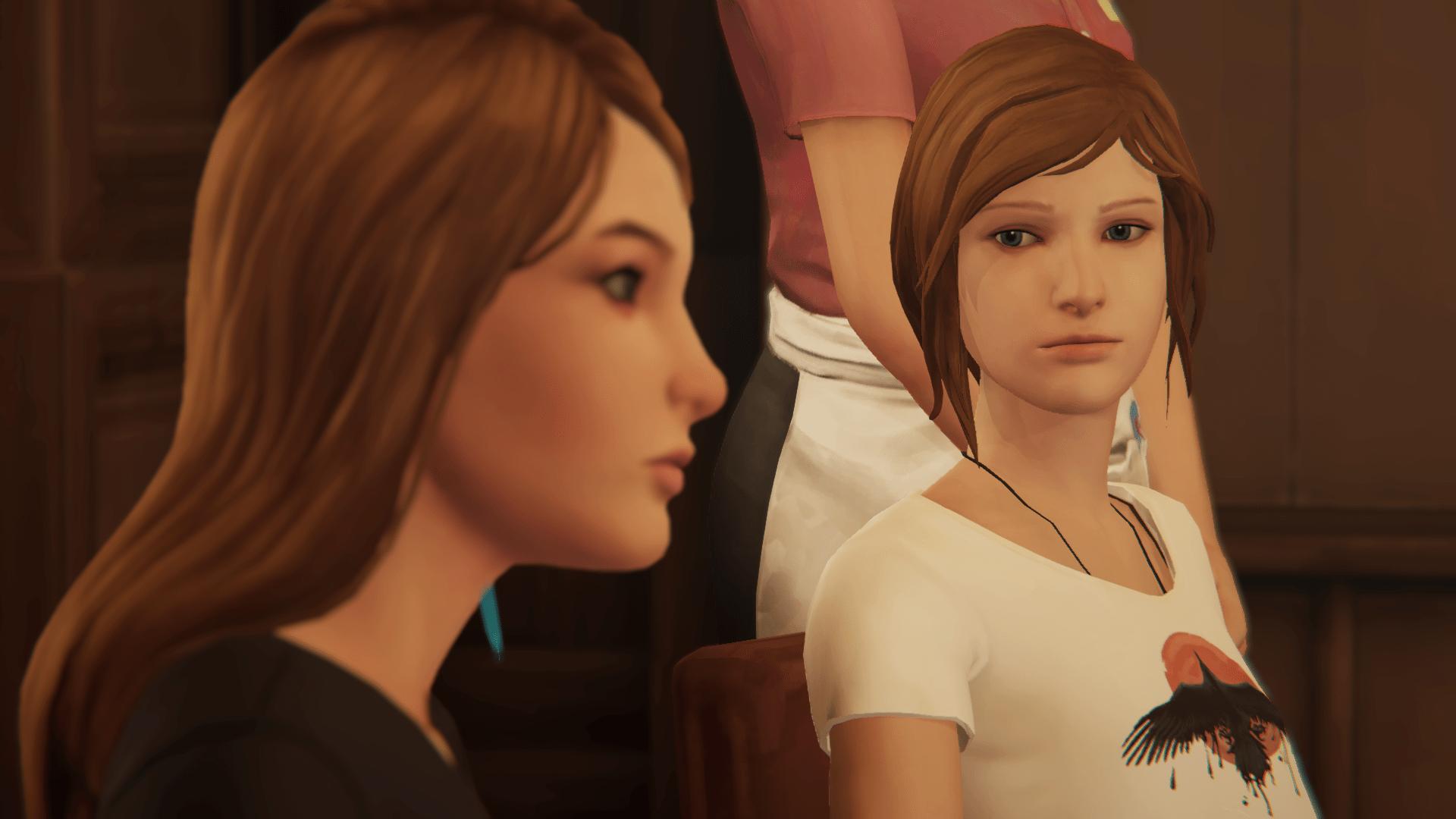 Life is Strange Chloe and Rachel