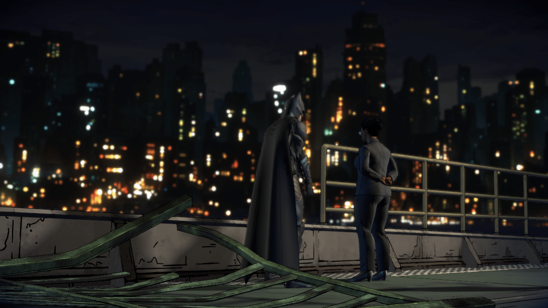 Telltale's Batman