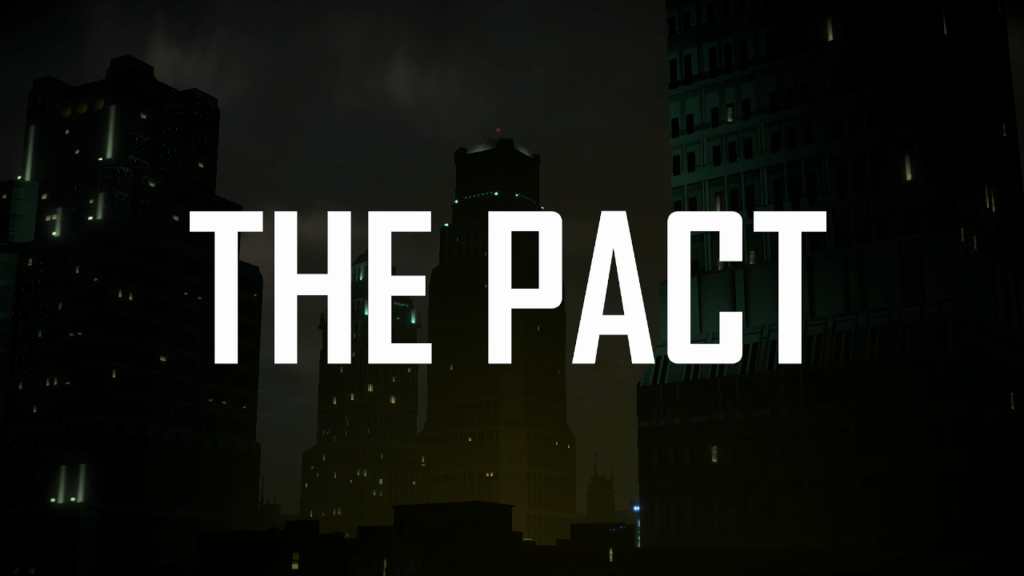 Telltale's Batman The Pact