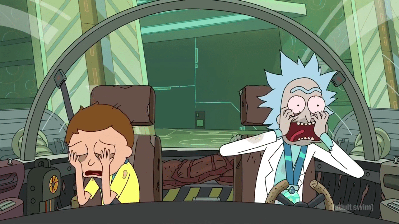 Rick and Morty Rest and Ricklaxation