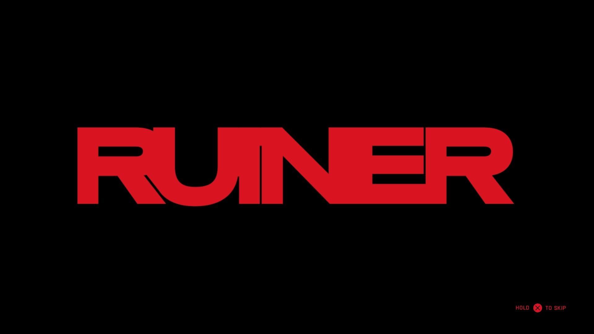 RUINER title