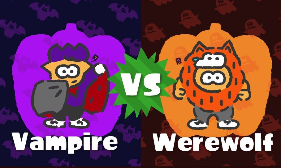 Spooky Splatoon 2 Splatfest Begins on Friday the 13th