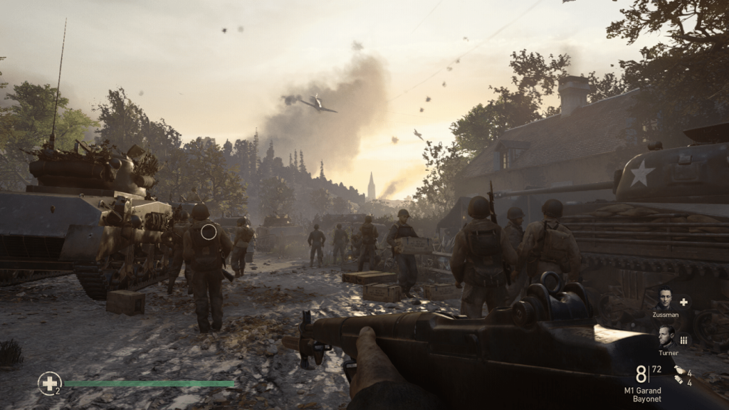 Call of Duty: WWII Campaign