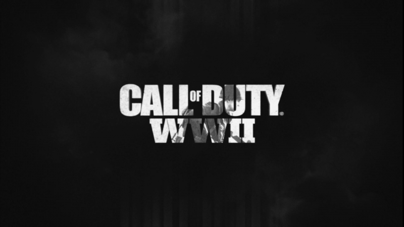 Call of Duty: WWII Title