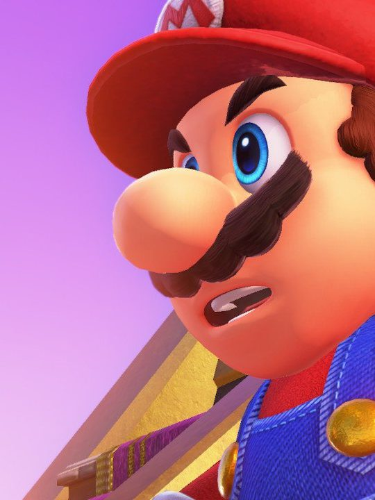 Super Mario Odyssey feature