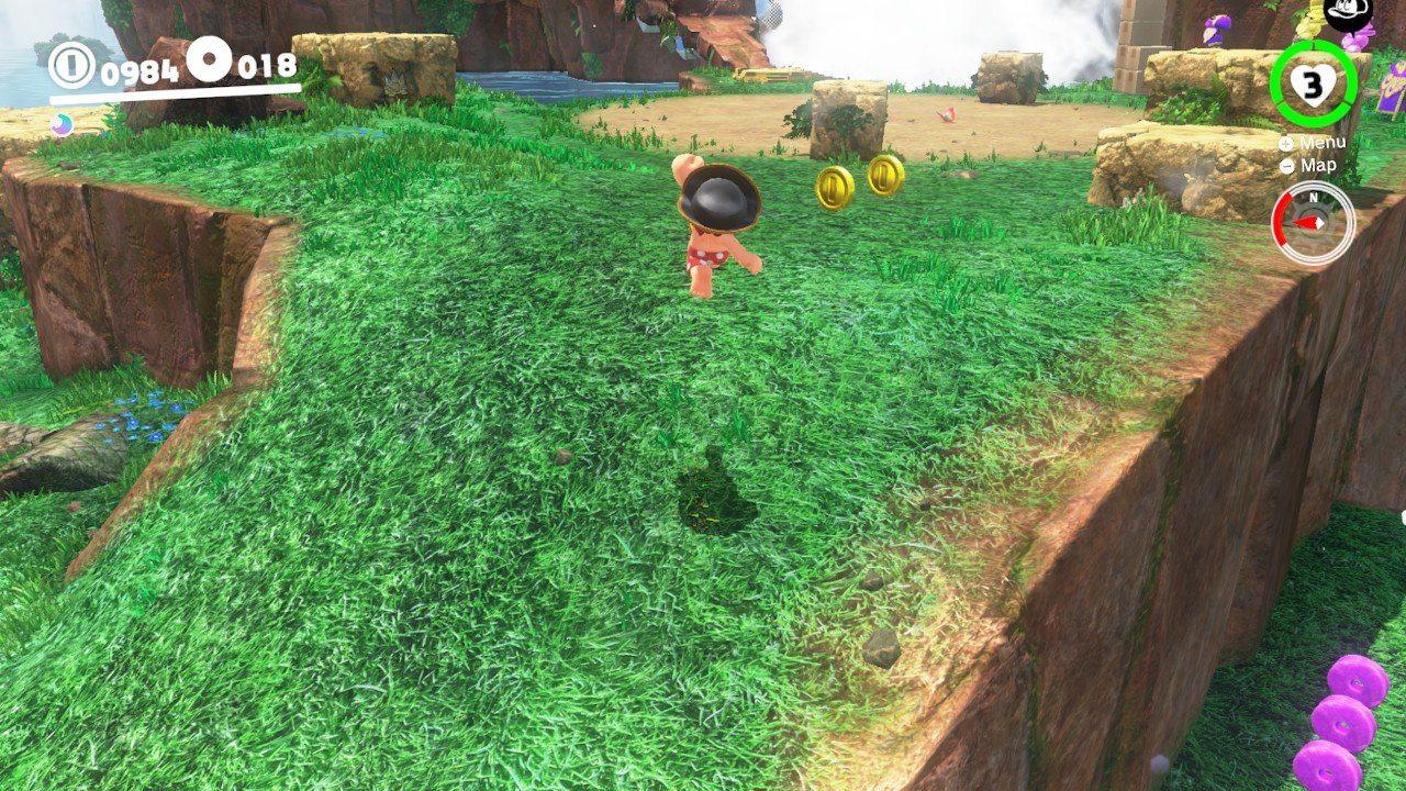 Super Mario Odyssey Kingdom