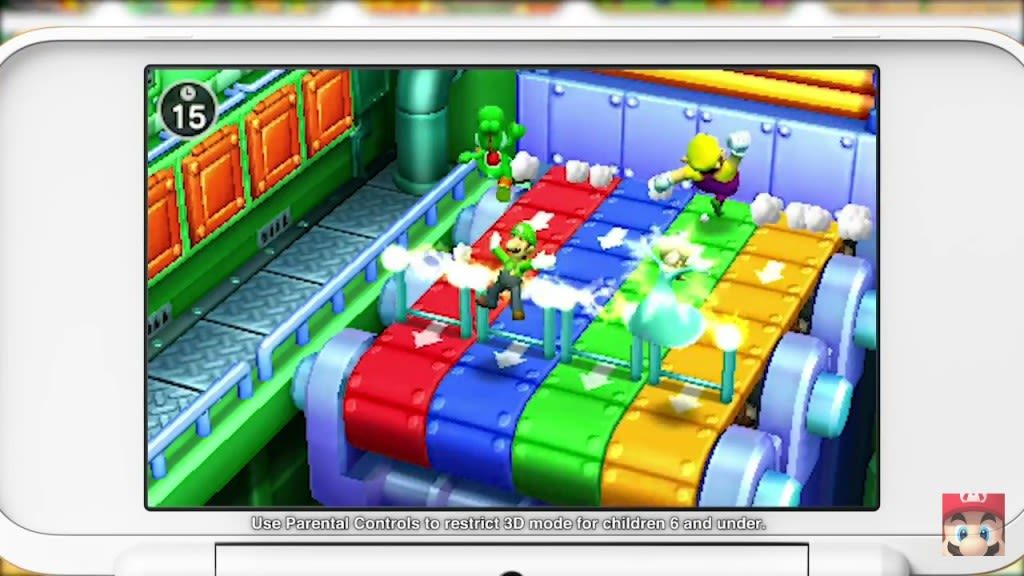Mario Party Hurdle