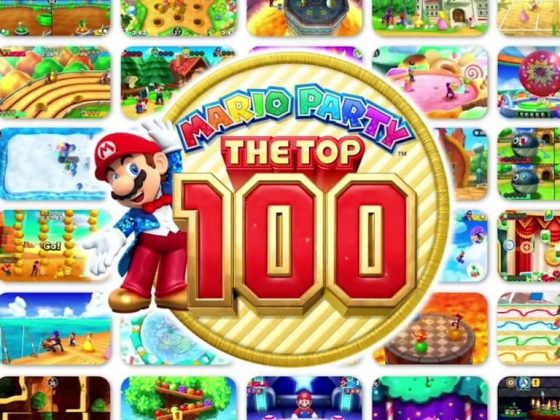 Mario Party Top 100 Featured