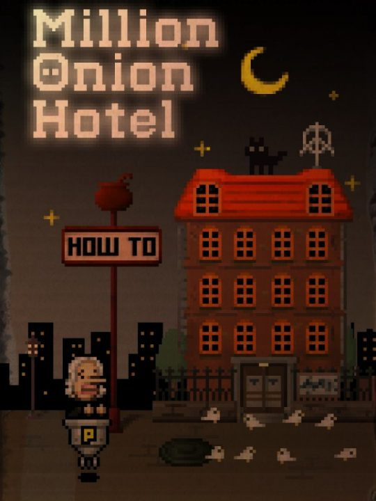 Million Onion Hotel Title