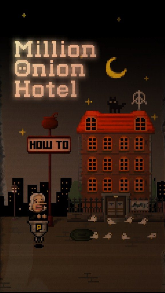 Million Onion Hotel Title