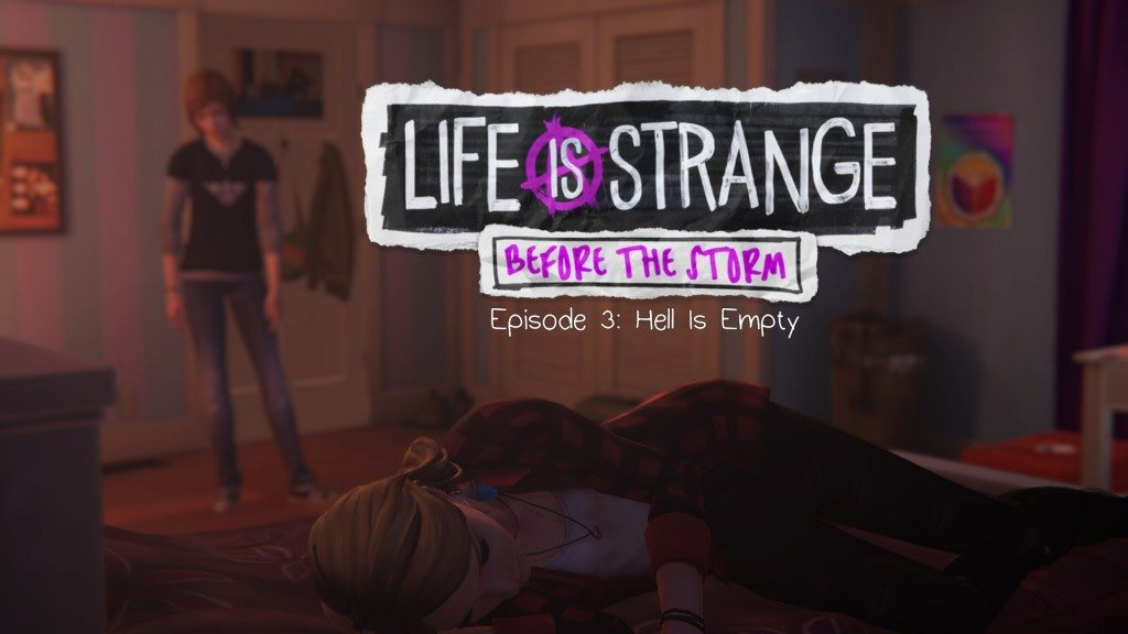Life is Strange Episode 3 title