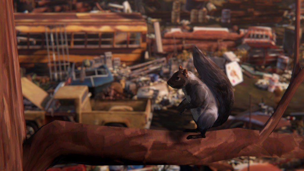 Life is strange squirrel 2