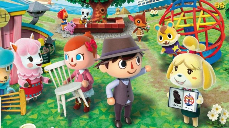 Animal Crossing Switch Game Hinted at by Nintendo Trademark
