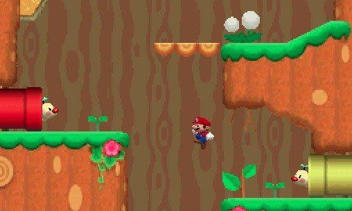 Newer Super Mario Bros. DS