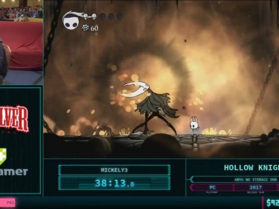 AGDQ 2018 Hollow Knight