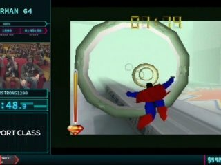 AGDQ 2018 Superman