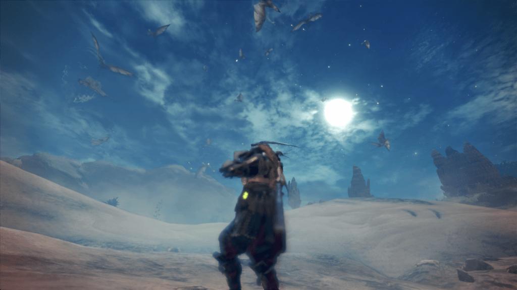 Monster Hunter World Wastes