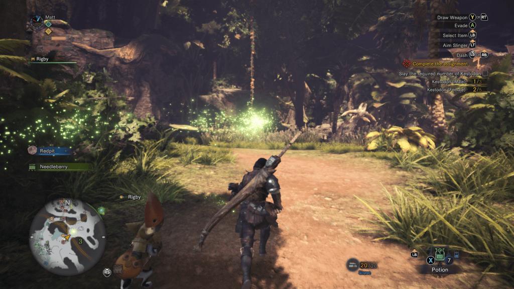 Monster Hunter Scoutflies