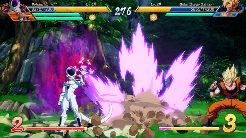Dragonball FighterZ Arcade