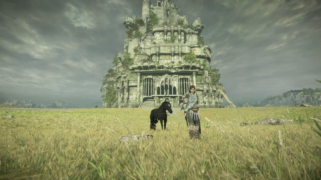 Shadow of the Colossus shrine
