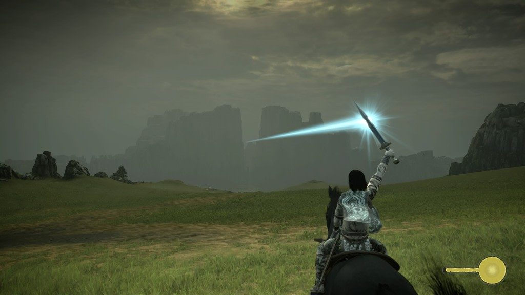 Shadow of the Colossus Light
