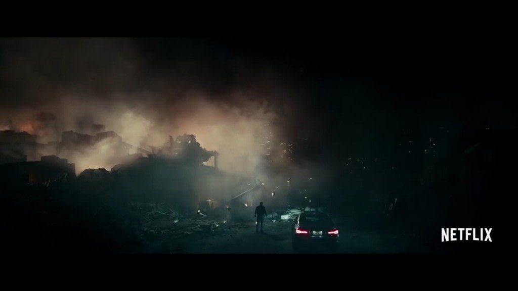 Cloverfield Paradox Shadow