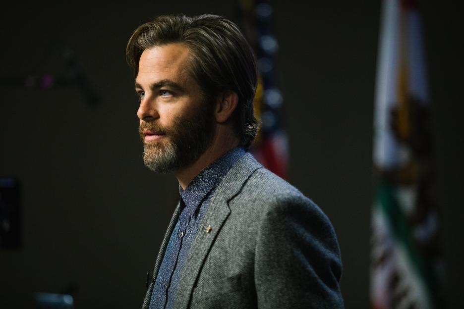 A Wrinkle in Time Chris Pine