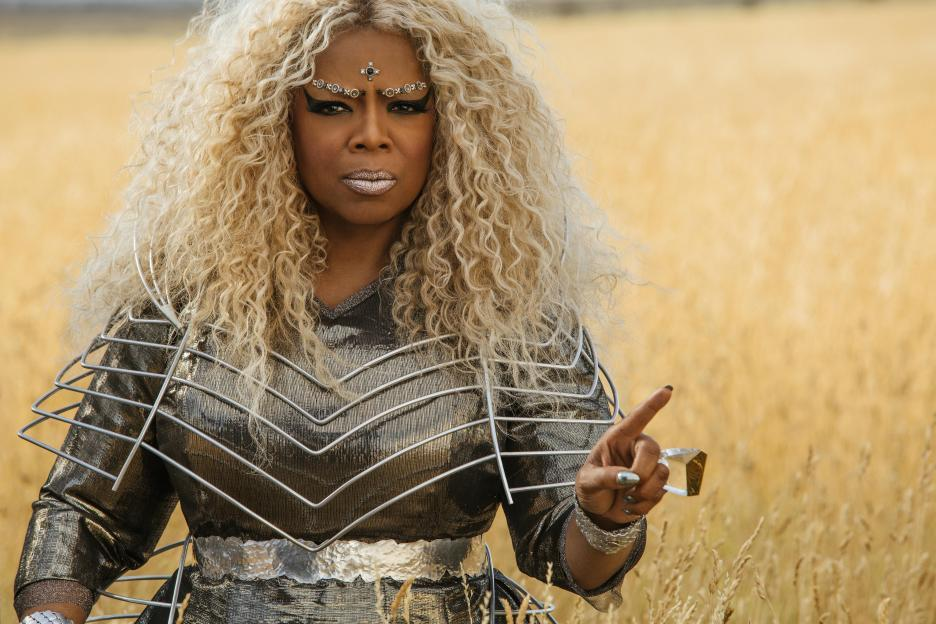 A Wrinkle in Time Oprah