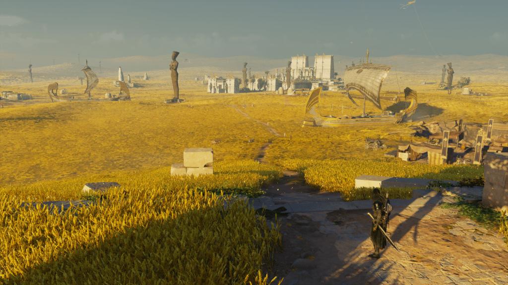 The Curse of the Pharaohs DLC