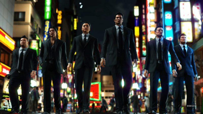 Yakuza 6 Hirose Gang
