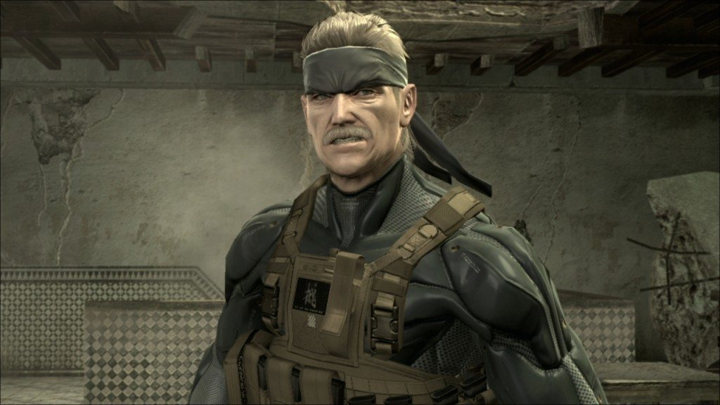 Metal Gear Solid 4's first hours are the worst of the franchise