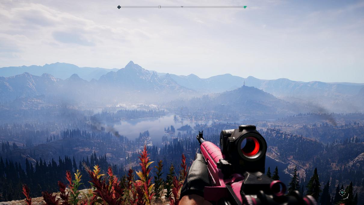 Far Cry 5 Mountain