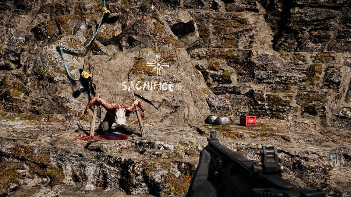 Far Cry 5 Sacrifice