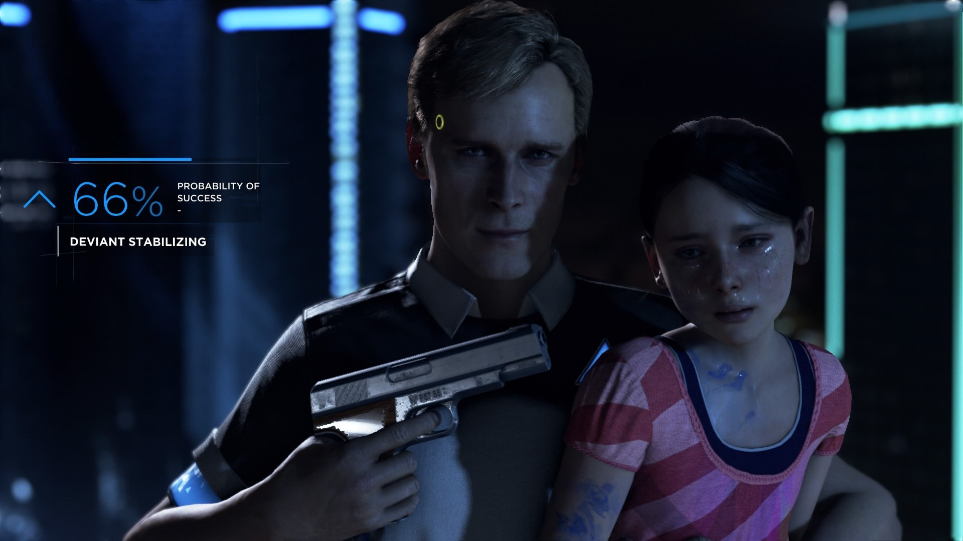 Detroit: Become Human Kidnapper