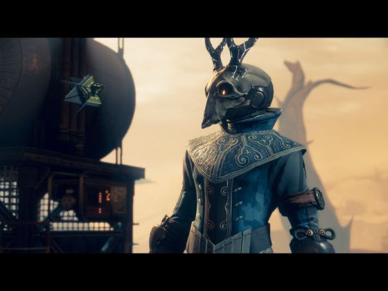 Destiny 2 Warmind Character