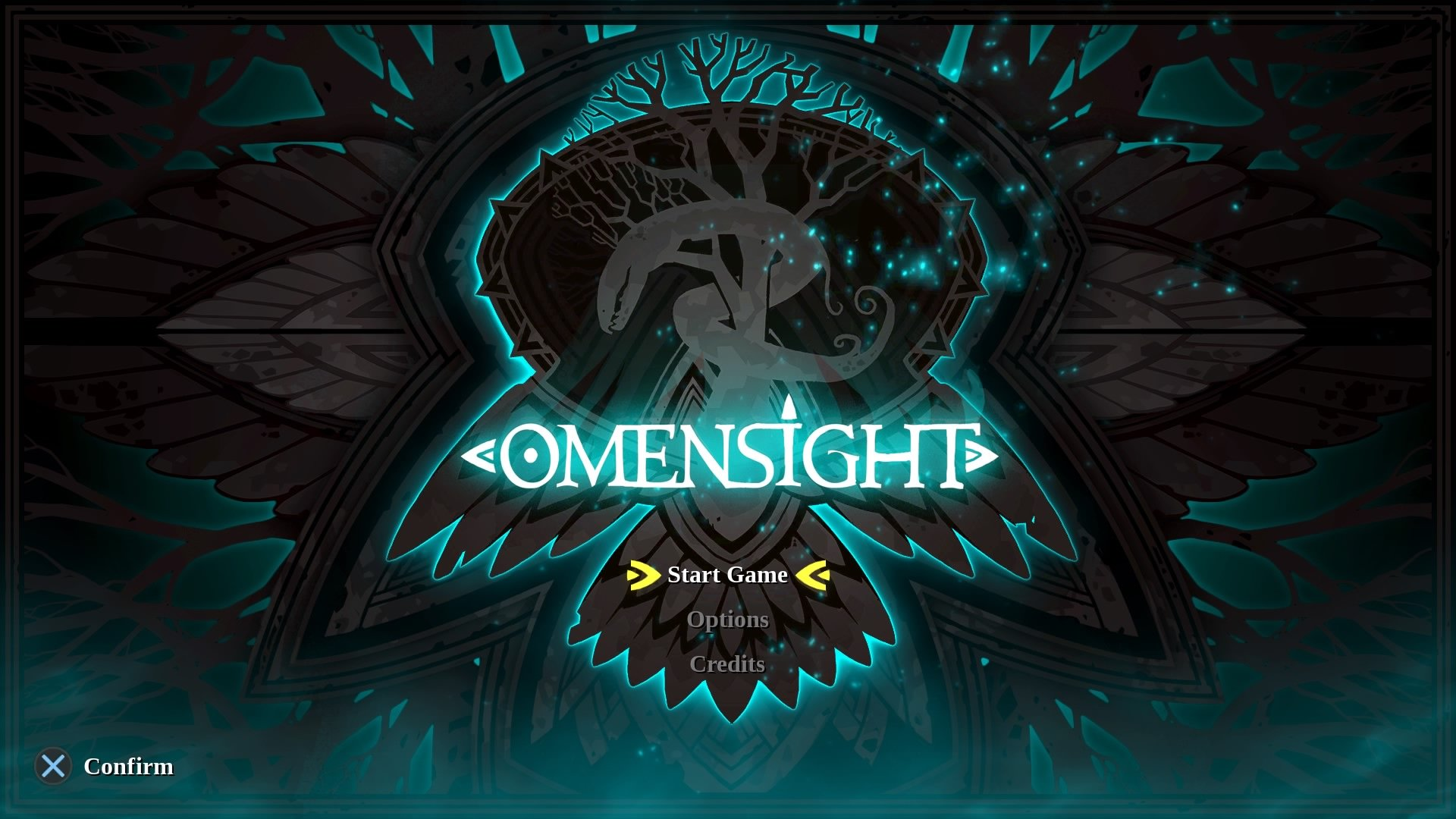 Omensight Title