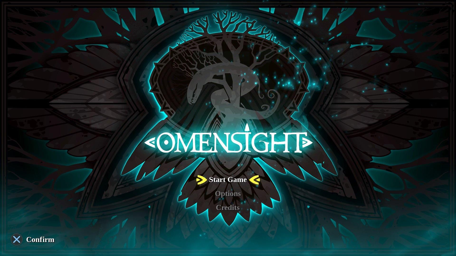 Omensight Title