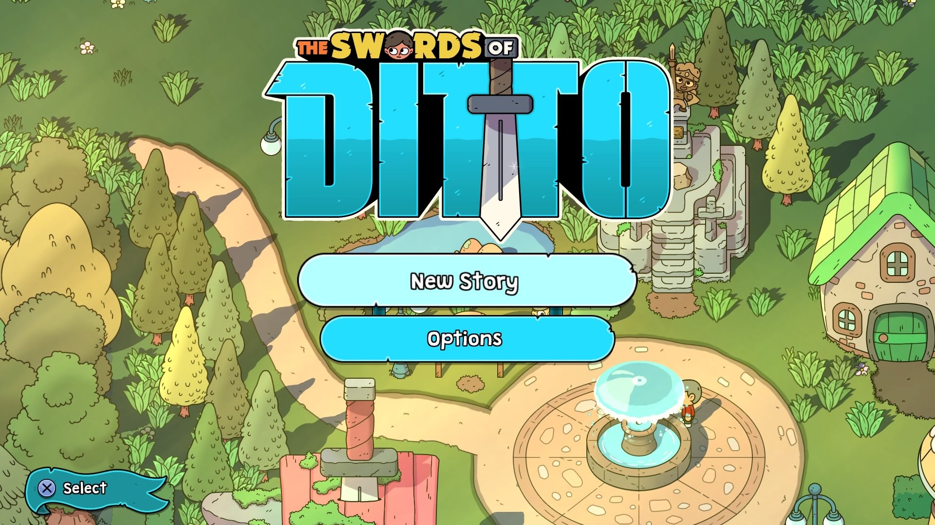 Swords of Ditto Title