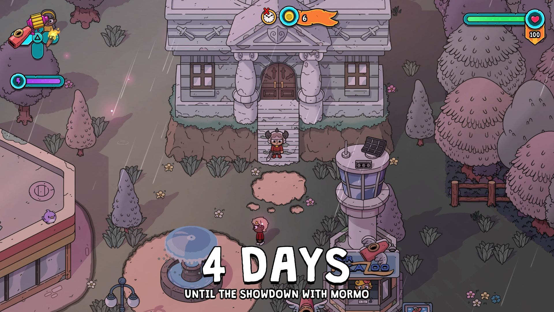 Swords of Ditto 4 Days Left