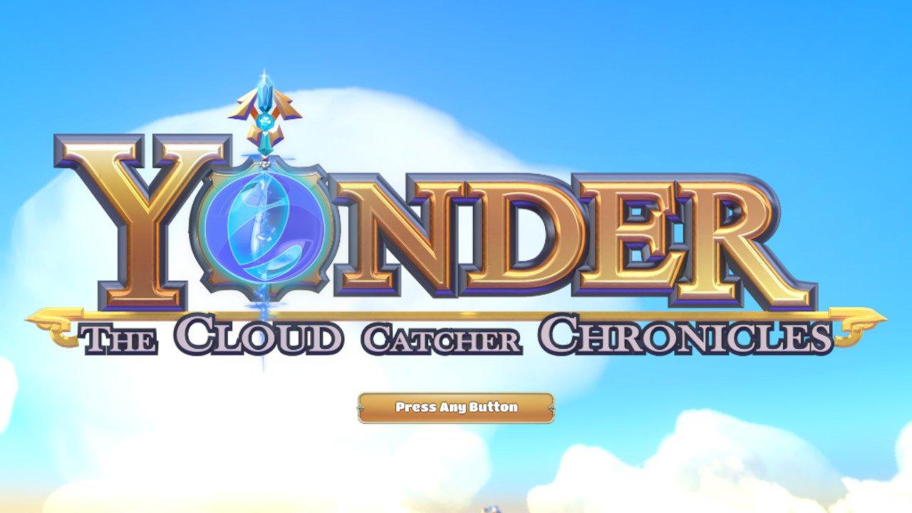 Yonder Title