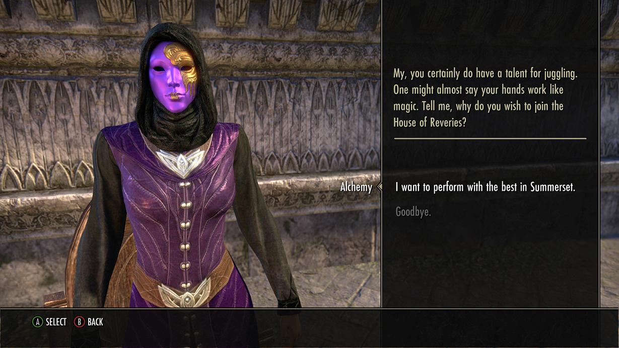 Elder Scrolls Online Summerset Alchemy