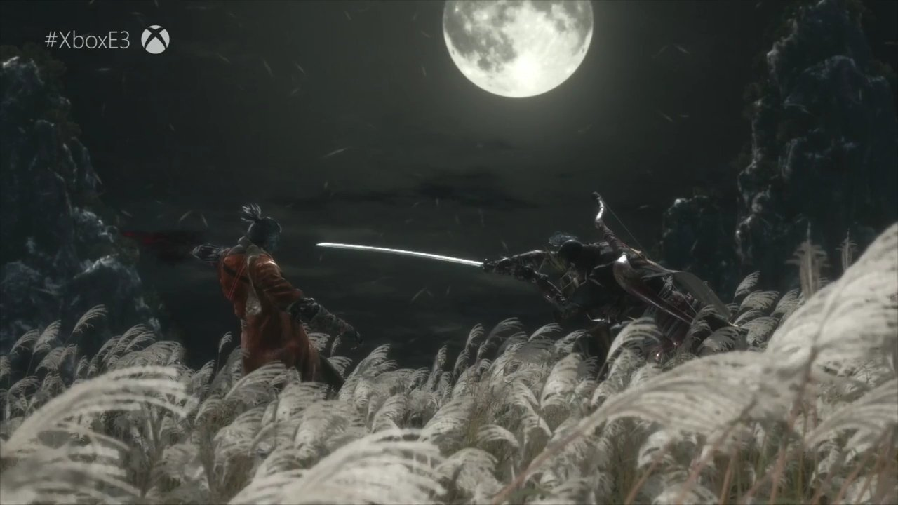 Sekiro E3 2018