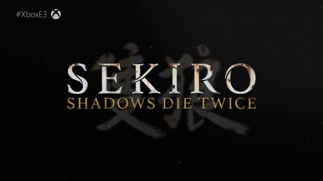 Sekiro E3 2018 2