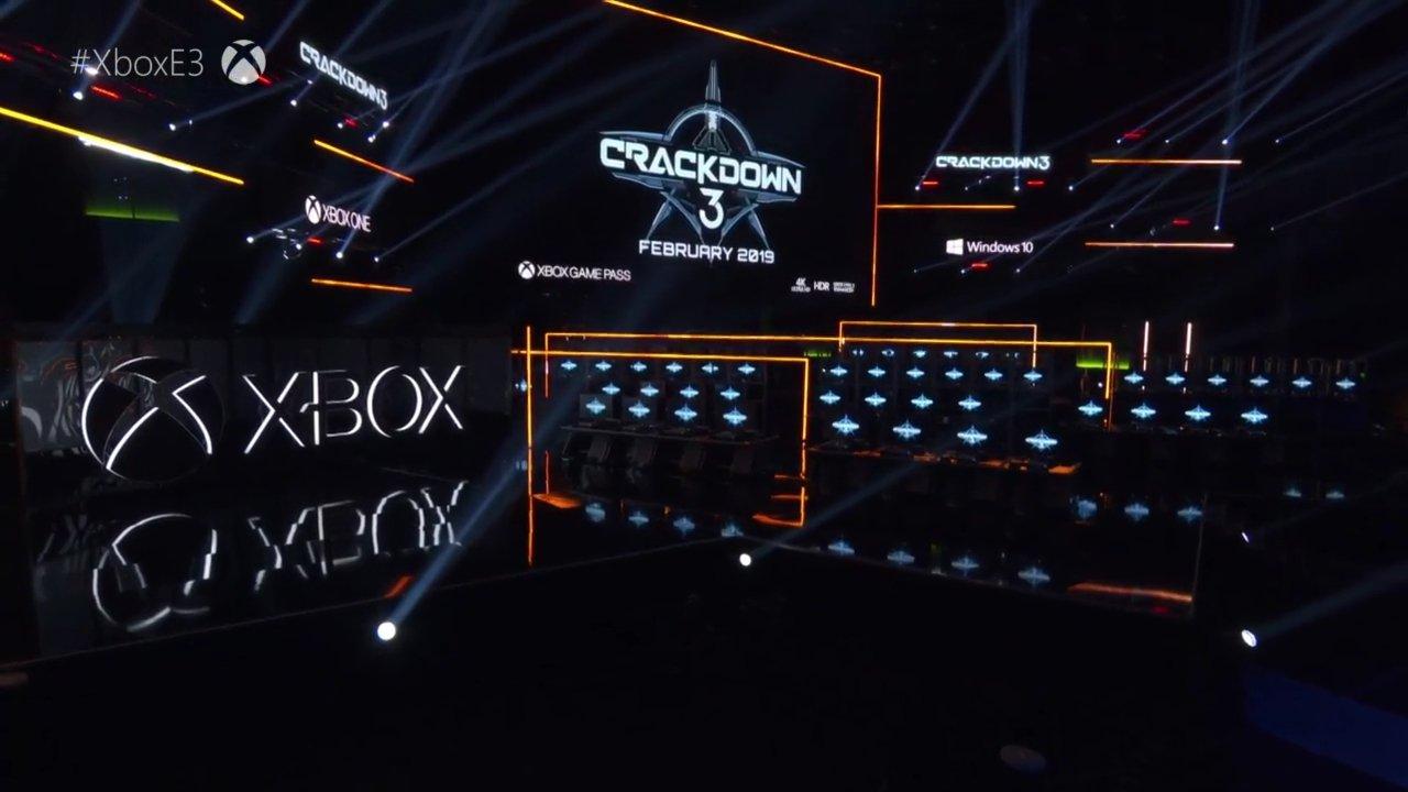 Crackdown 3 E3 2018