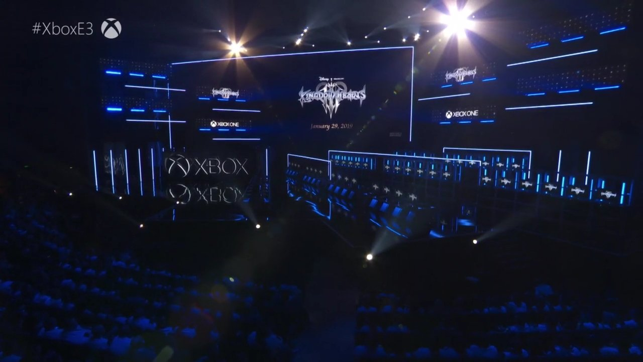 Kingdom Hearts 3 E3 2018 2
